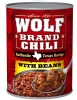 Wolf® Brand Chili with Beans